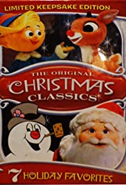 the original christmas classics poster - Original Christmas Classics