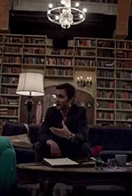 Gil McKinney and Melinda Cohen in The Conversation (2013)