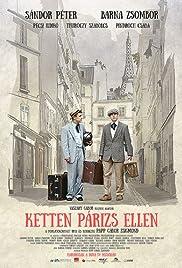 Ketten Párizs ellen Poster
