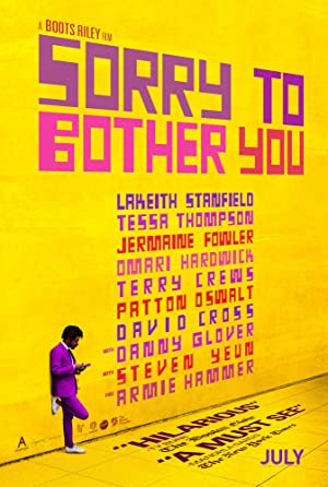 Permalink to Movie Sorry to Bother You (2018)