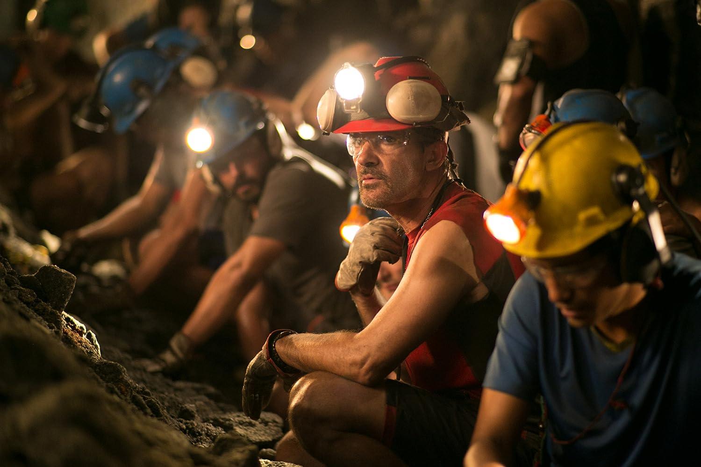 Antonio Banderas in The 33 (2015)