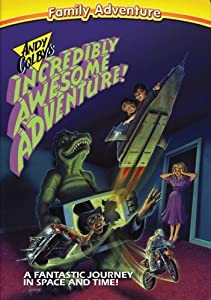 Andy Colby's Incredible Adventure Howard R. Cohen
