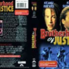 Keanu Reeves and Kiefer Sutherland in The Brotherhood of Justice (1986)