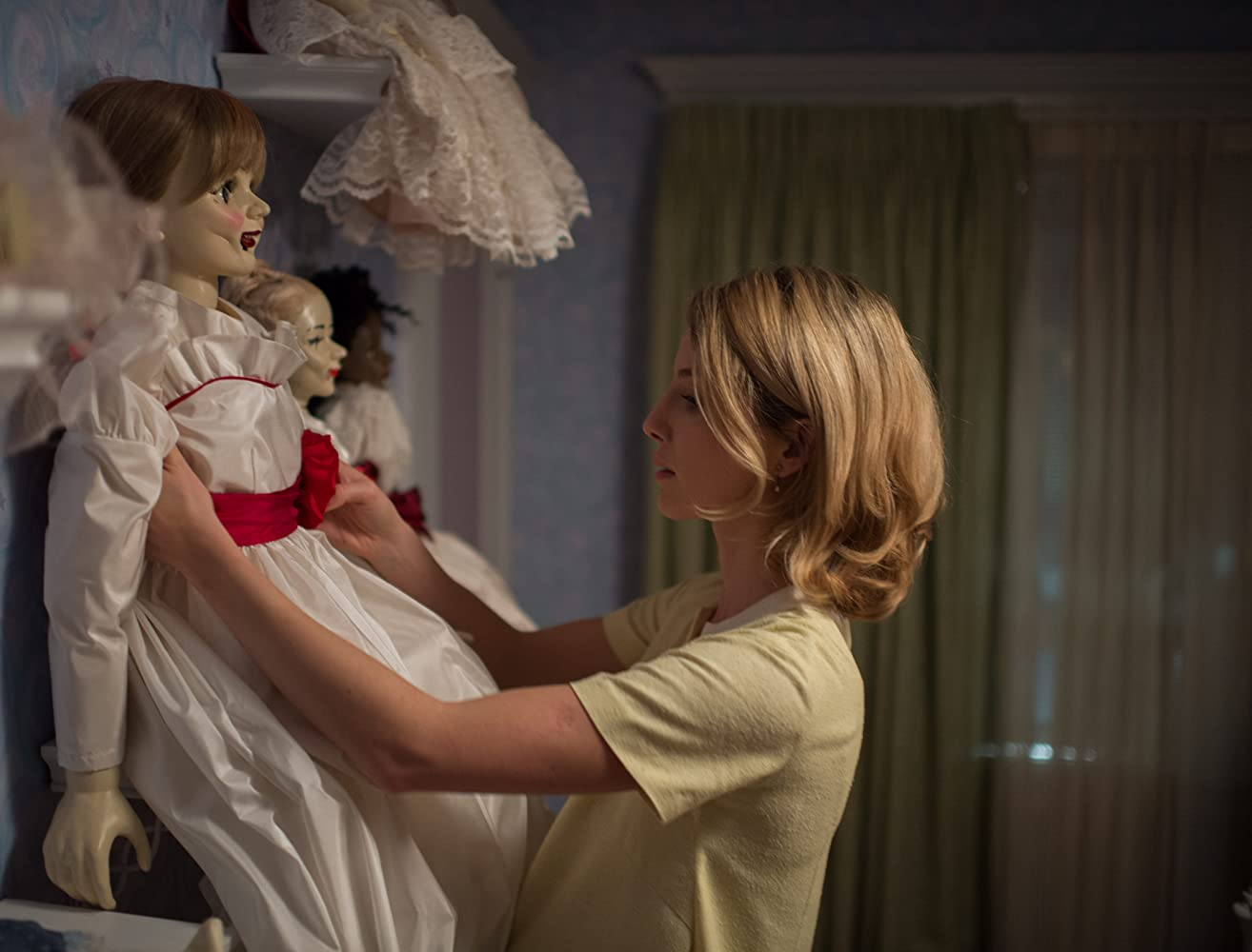 Film Annabelle Tribunnewswiki Com Mobile