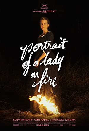 Picture of Portrait of a Lady on Fire