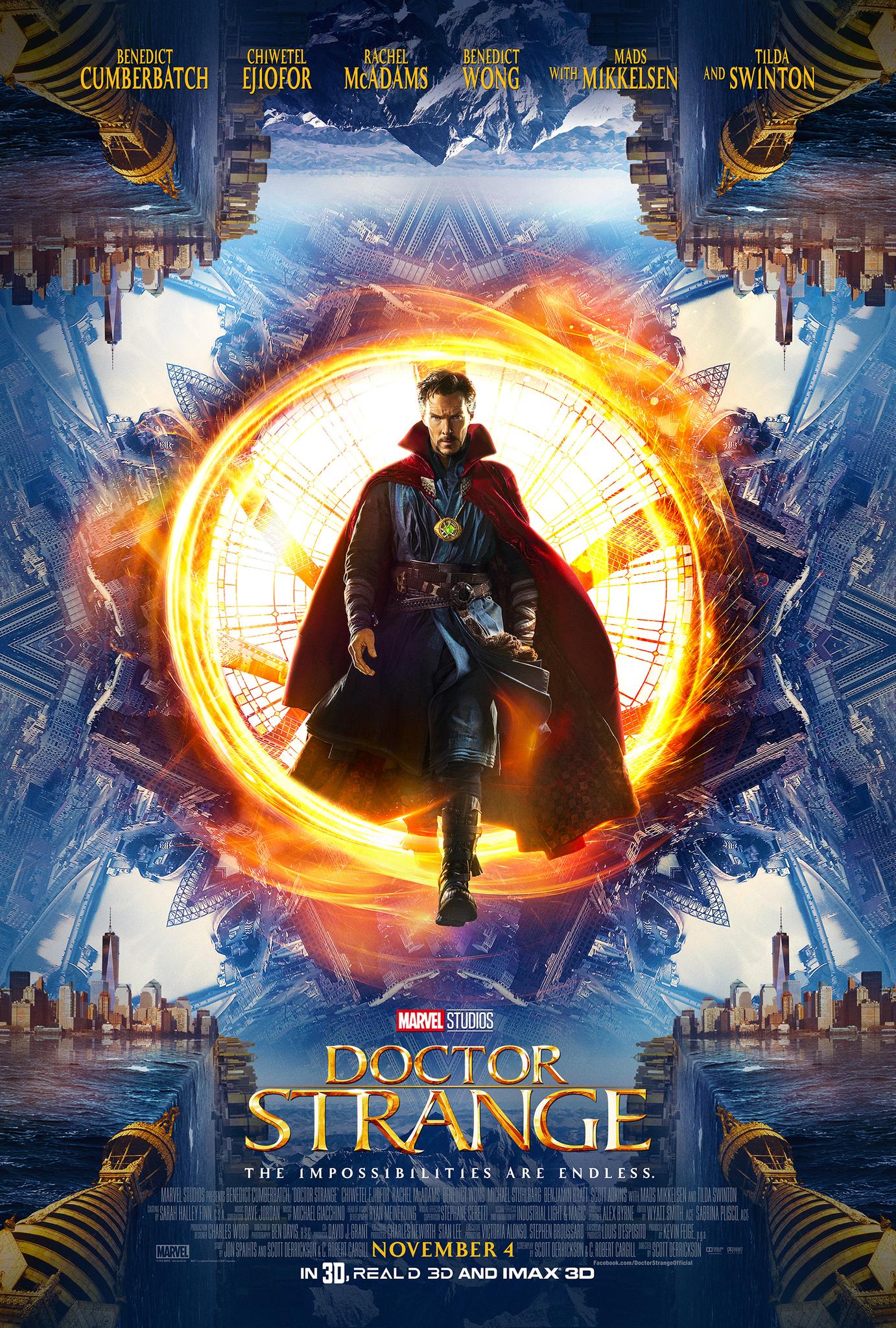 Doctor Strange 2016 Imdb