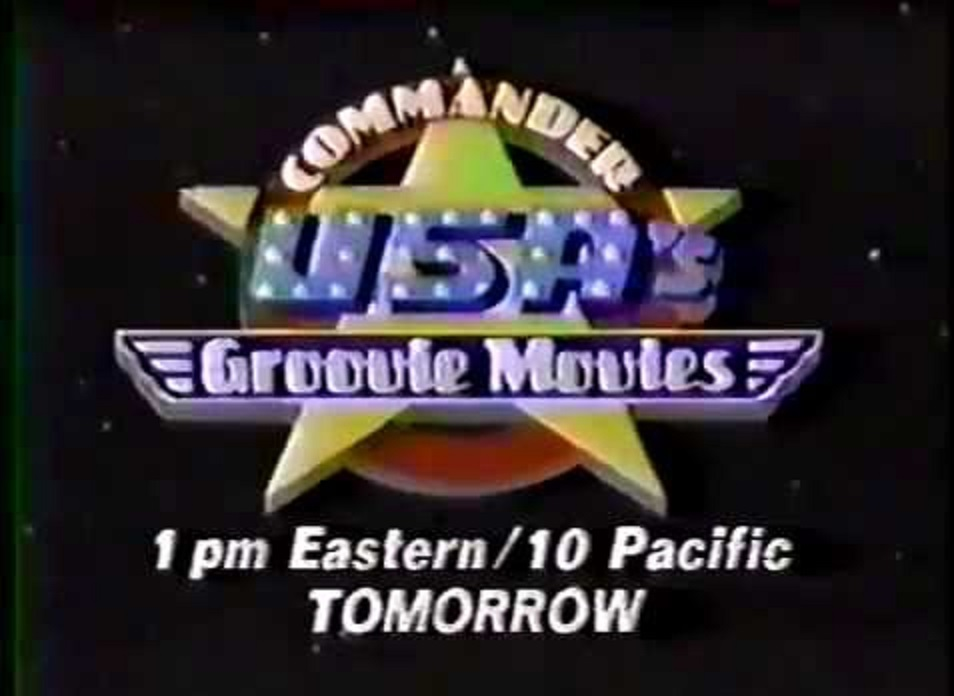Commander USA's Groovie Movies (1985)