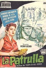 La patrulla Poster