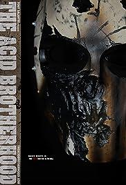 The Acid Brotherhood Poster