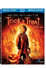 Trick 'r Treat: The Lore and Legends of Halloween Poster