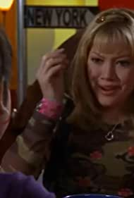 Hilary Duff and Lalaine in Lizzie McGuire (2001)