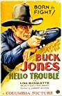 Hello Trouble (1932) Poster