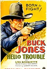 Hello Trouble Poster