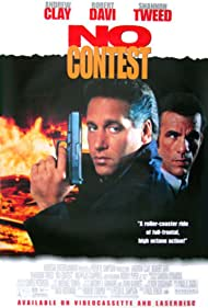 Andrew Dice Clay and Robert Davi in No Contest (1995)