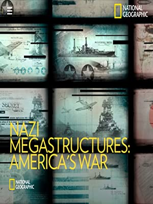 Where to stream Nazi Megastructures: America's War