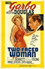 Two-Faced Woman (1941) Poster