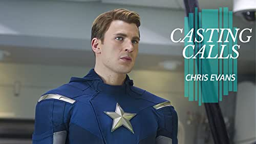 What Roles Has Chris Evans Been Considered For?