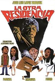 La otra residencia Poster