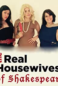 Jacquelyn Zook, Elise Dubois, and Alexia Dox in The Real Housewives of Shakespeare (2016)