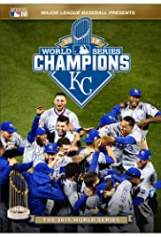 The 2015 World Series Poster