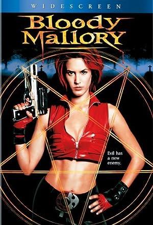 Bloody Mallory poster