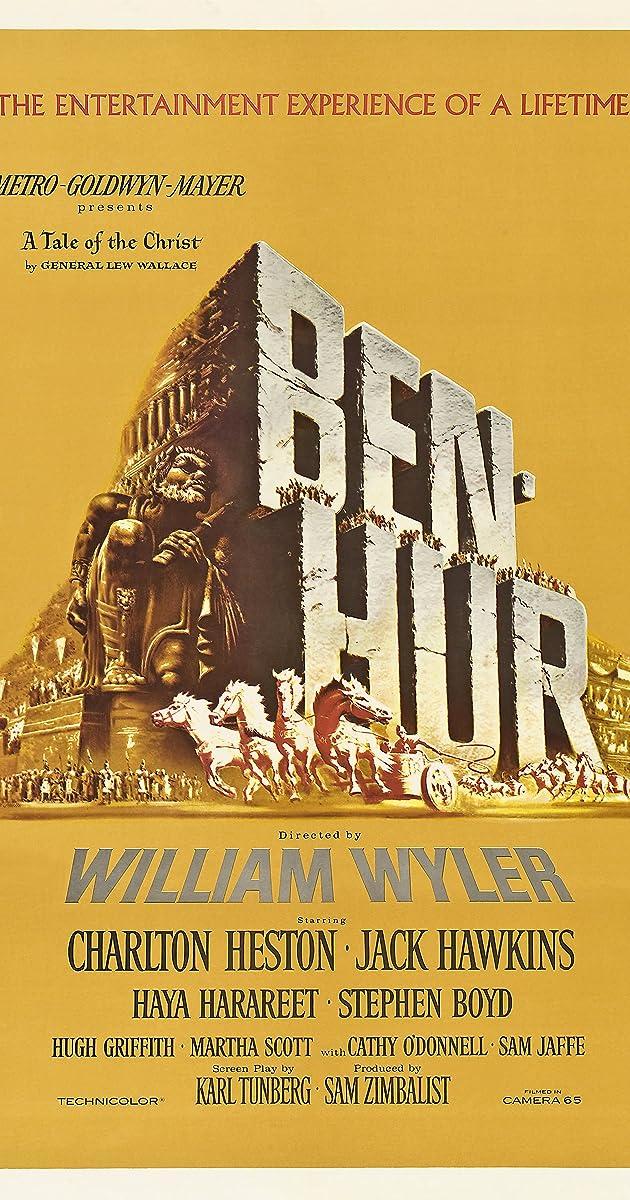 Ben Hur 1959 Imdb