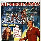 Nicole Calfan and Jean Yanne in Les Chinois à Paris (1974)