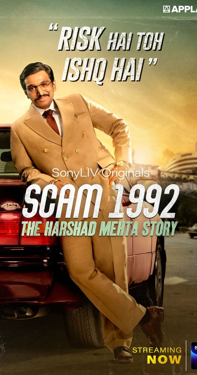SCAM 1992: The Harshad Mehta Story Torrent Download