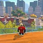 Jeff Bergman in Lego The Incredibles (2018)
