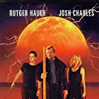 Rutger Hauer, Josh Charles, and Andrea Roth in Crossworlds (1996)