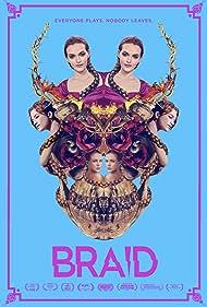 Sarah Hay, Madeline Brewer, and Imogen Waterhouse in Braid (2018)