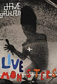 Dave Gahan: Live Monsters Poster
