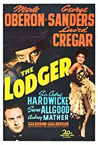 Movie preview download The Lodger USA [2K]