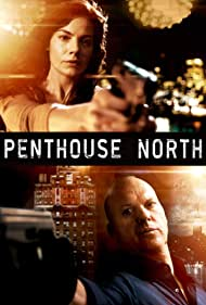 Michael Keaton and Michelle Monaghan in Penthouse North (2013)