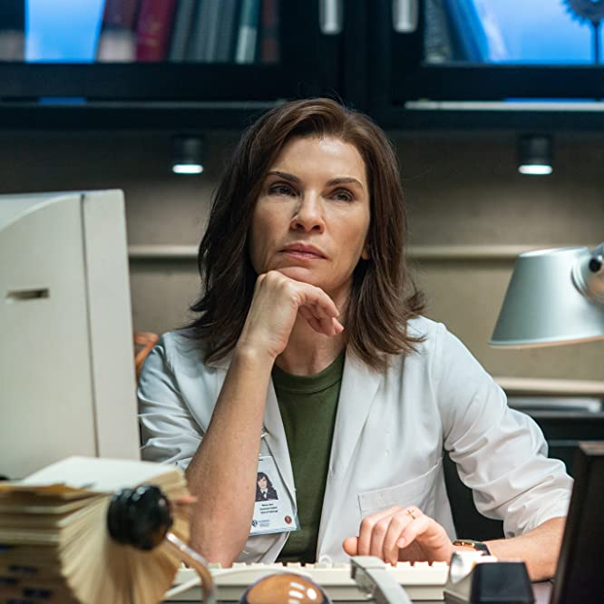Julianna Margulies in The Hot Zone (2019)
