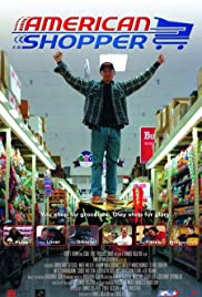 American Shopper Poster