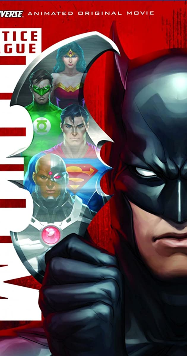 Justice League: Doom (Video 2012) - Justice League: Doom