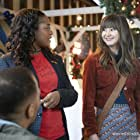 Jazz Raycole and Kimiko Glenn in Ghosting: The Spirit of Christmas (2019)