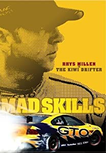 Watch up movie Mad Skills: Rhys Millen Is the Kiwi Drifter USA [1920x1080]