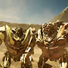 Tom Kenny and Reno Wilson in Transformers: Revenge of the Fallen (2009)