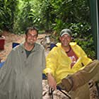 Writer Brian LaBelle and Director Thomas Whelan on location in Panama Central America for the making of The Art of Travel