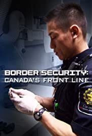 Border Security: Canada's Front Line Poster