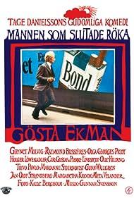 Mannen som slutade röka (1972) Poster - Movie Forum, Cast, Reviews