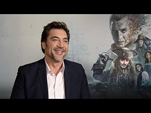 Javier Bardem Reveals Inspiration Behind 'Pirates' Villain
