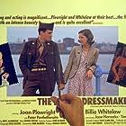 Jane Horrocks, Joan Plowright, Tim Ransom, and Billie Whitelaw in The Dressmaker (1988)
