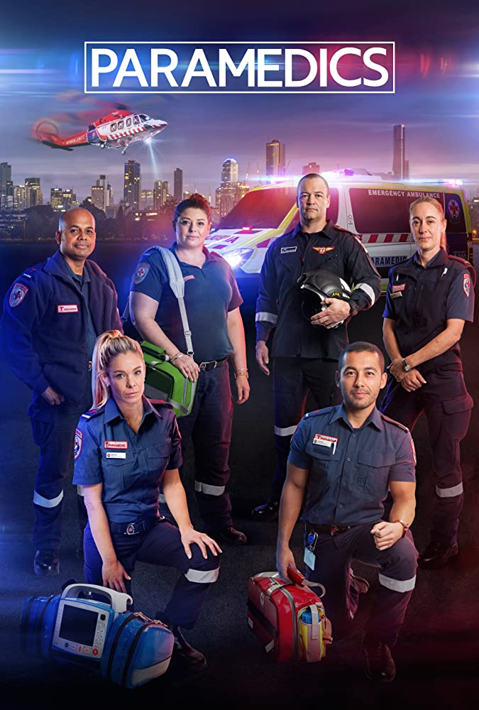 Paramedics Season 2 (Added Episode 2)
