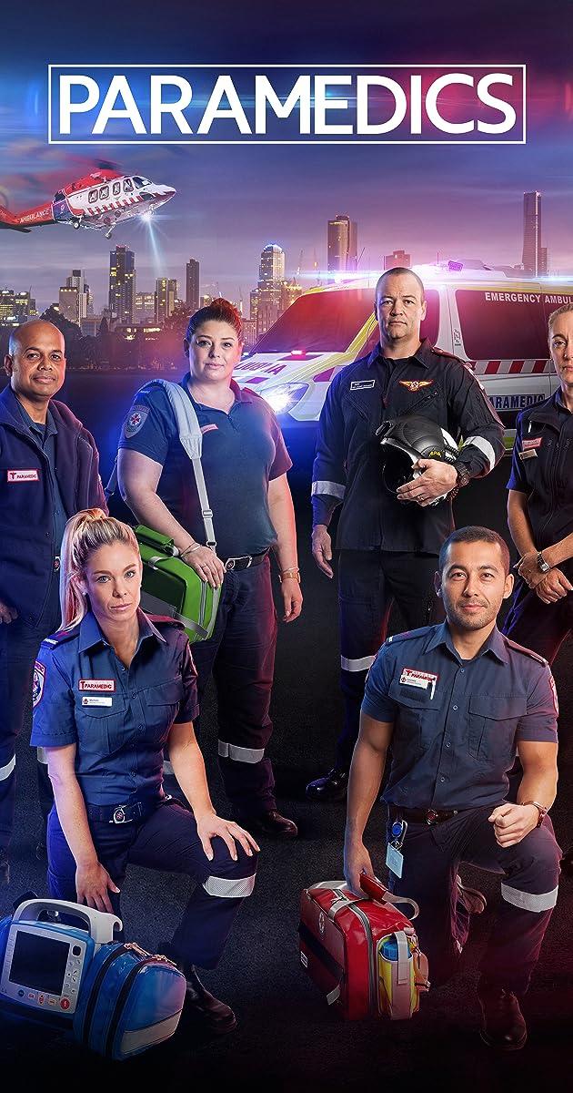 download scarica gratuito Paramedics o streaming Stagione 1 episodio completa in HD 720p 1080p con torrent