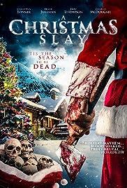 Christmas Slay Poster