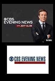 CBS Evening News with Scott Pelley Poster