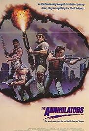The Annihilators(1985) Poster - Movie Forum, Cast, Reviews